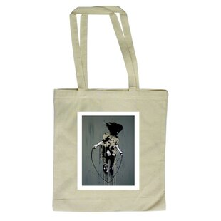 Skipping Tote Bag By East Urban Home