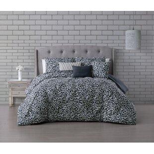 Schmid Pinch Pleat Comforter Set