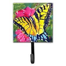 Butterfly Wall Hook by Caroline's Treasures