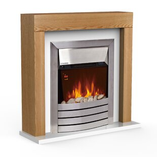 Chester Electric Fireplace Suite By Warmlite