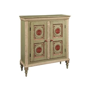 Palmeri 2 Door Accent Cabinet by World Menagerie