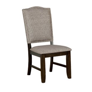 Rayan Upholstered Dining Chair (Set of 2) by Charlton Home