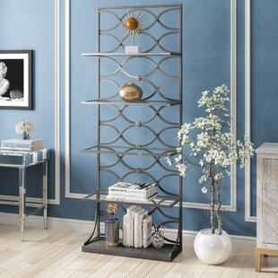 Chalfont Etagere Bookcase by Willa Arlo Interiors Coupon