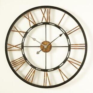 Superieur Remus Wall Clock