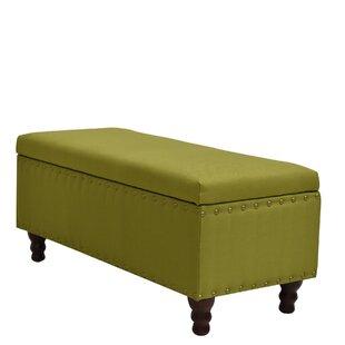 Wildon Home ® Cleo Storage Ottoman