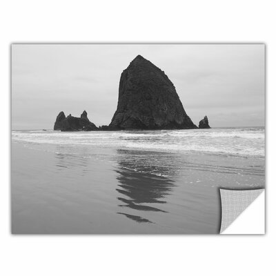 ArtWall 'Goonies Rock' by Cody York Photographic Print  Removable Wall Decal Size: 16 H x 24 W x 0.1 D