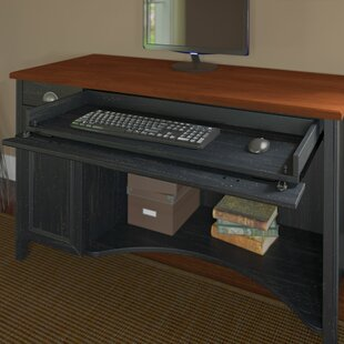 Carroll 2 Piece Rectangular Desk Office Suite by Darby Home Co