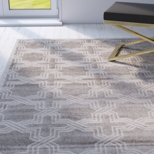 McArthur Grey/Ivory Indoor/Outdoor Area Rug