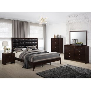 Willenhall Platform 5 Piece Bedroom Set