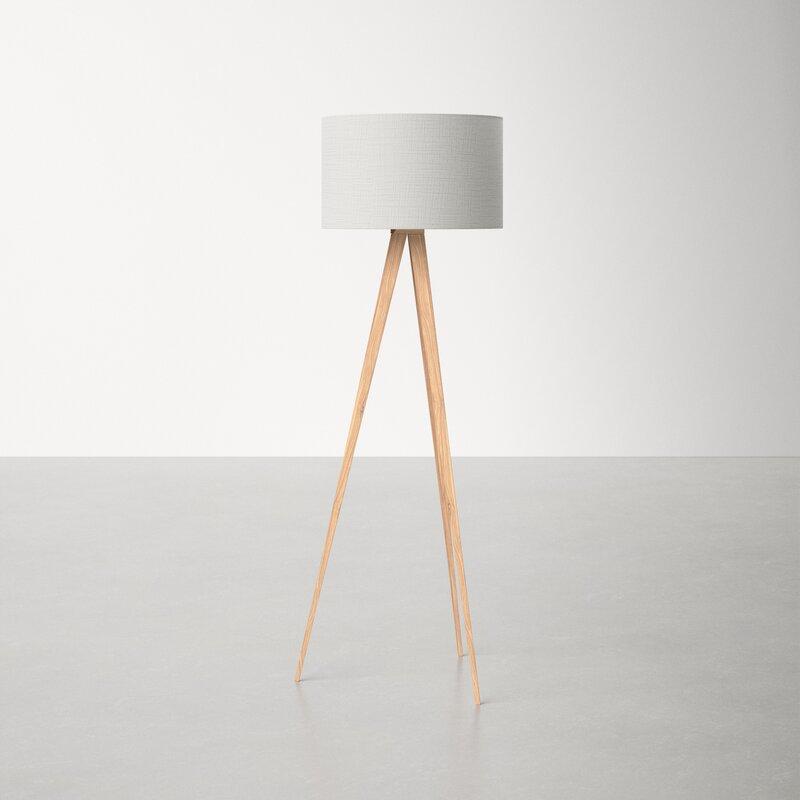 minimal modern floor lamp
