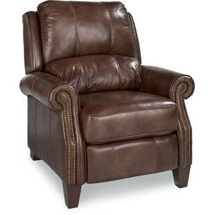Tarleton Leather Manual Recliner