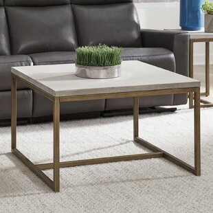 Towerside Geometric Coffee Table