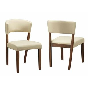 Sara Side Chair (Set of 2) by Infini Furnishings