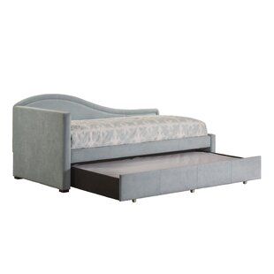 Robichaud Daybed With Trundle by Willa Arlo Interiors 2019 Sale