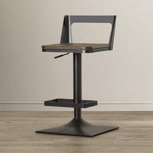 Trent Austin Design Flagler Adjustable Height Swivel Bar Stool