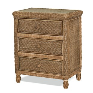 Alicia 3 Drawer Chest