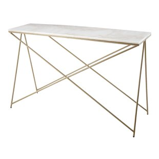 Wes Console Table By Canora Grey