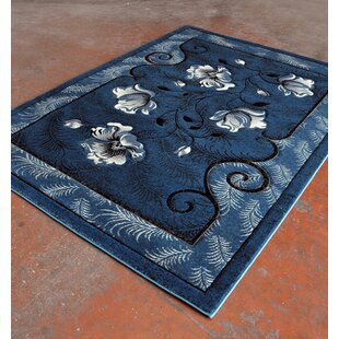 Shopping for Blue/Black Area Rug ByRug Tycoon