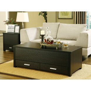 Kalani Coffee Table Set Mercury Row