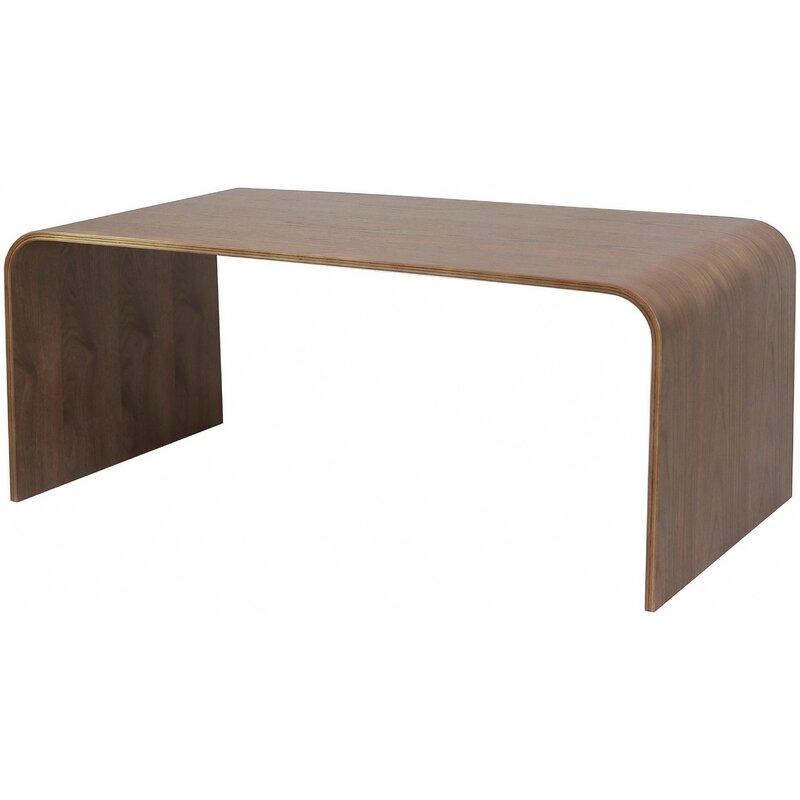 Merveilleux Dreshertown Bentwood Coffee Table