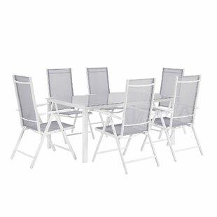 Solange 6 Seater Dining Set Image