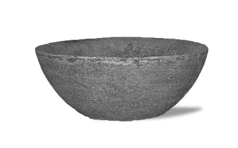 Well-known Amedeo Design Lava Bowl Resin Stone Pot Planter & Reviews | Wayfair MW46