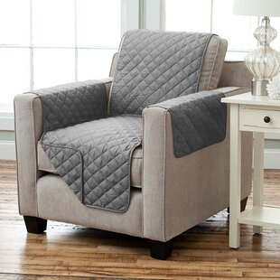 Oberon Box Cushion Armchair Slipcover