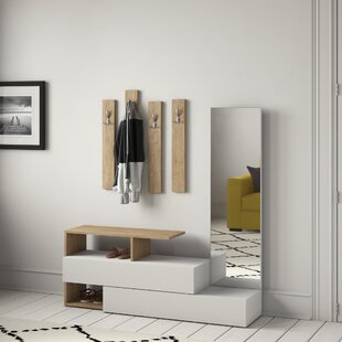 Caddy 6 Piece Hallway Set By Zipcode Design