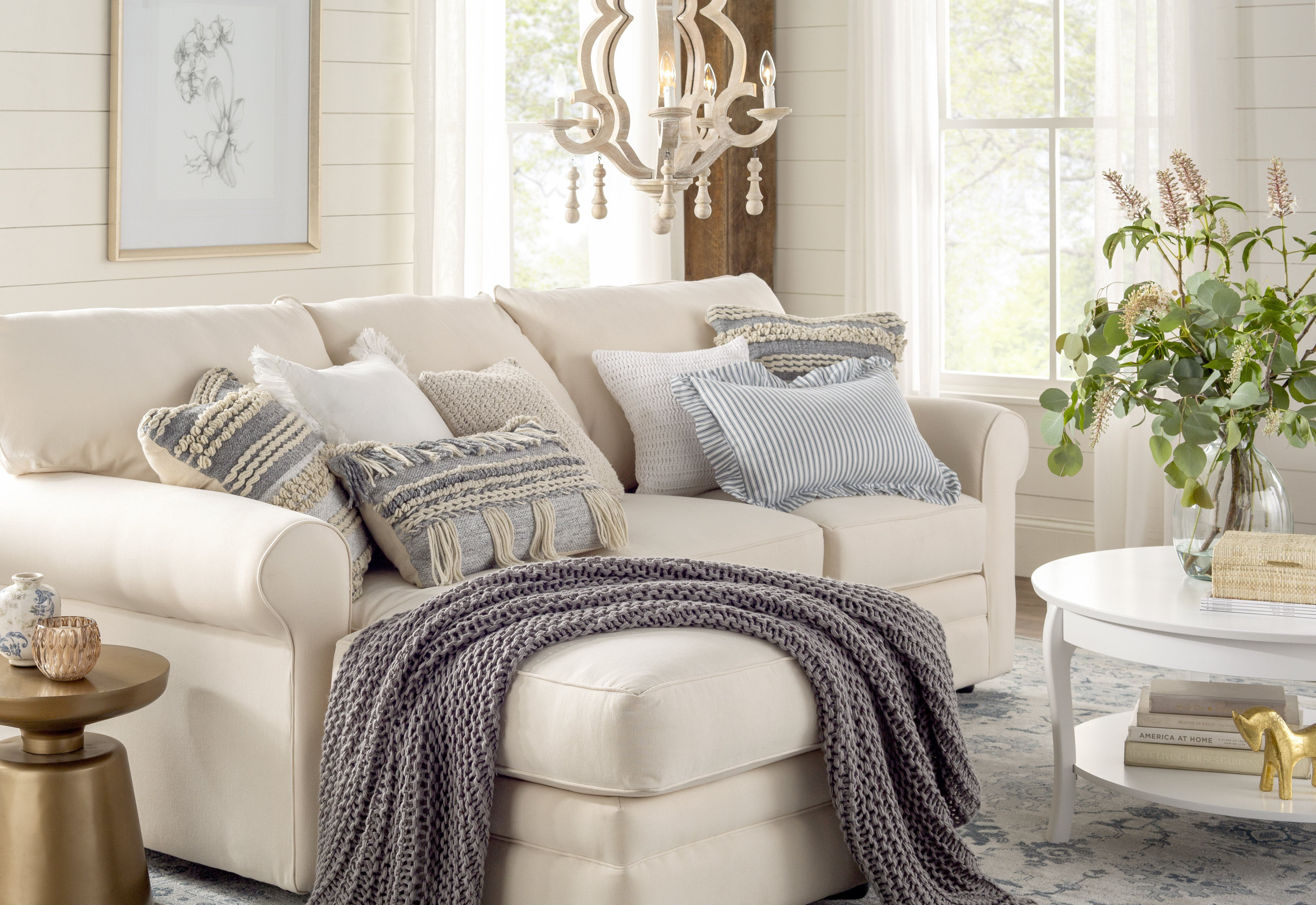 The Ultimate Guide To Farmhouse Decorating Ideas With Photos Wayfair