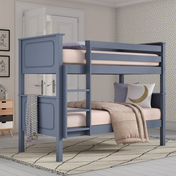 Harriet Bee Bilton Single Bunk Bed Amp Reviews Wayfair Co Uk