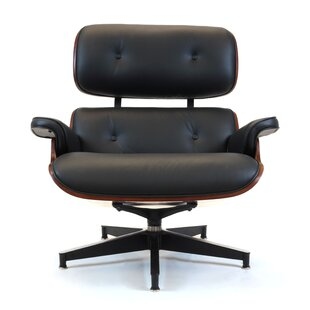 Orren Ellis Andresen Swivel Lounge Chair