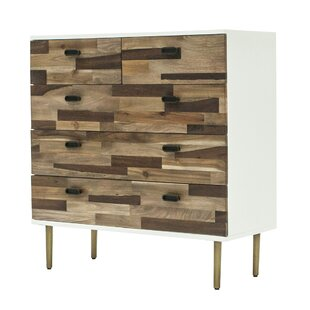 Cardone 5 Drawer Double Dresser by Foundry Select