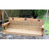 Loehr Porch Swing byMillwood Pines