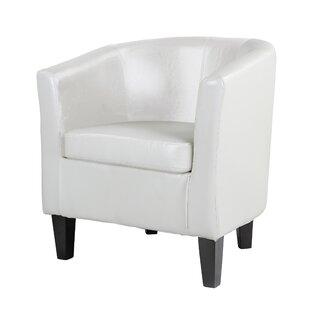 Red Barrel Studio Cummingham Barrel Chair