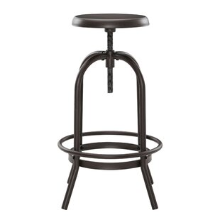 Costantino Adjustable Height Swivel Bar S..