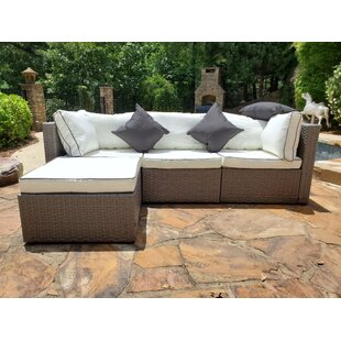 Outdoor Sectional With Storage Wayfair