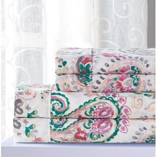 Arambula Paisley Sheet Set