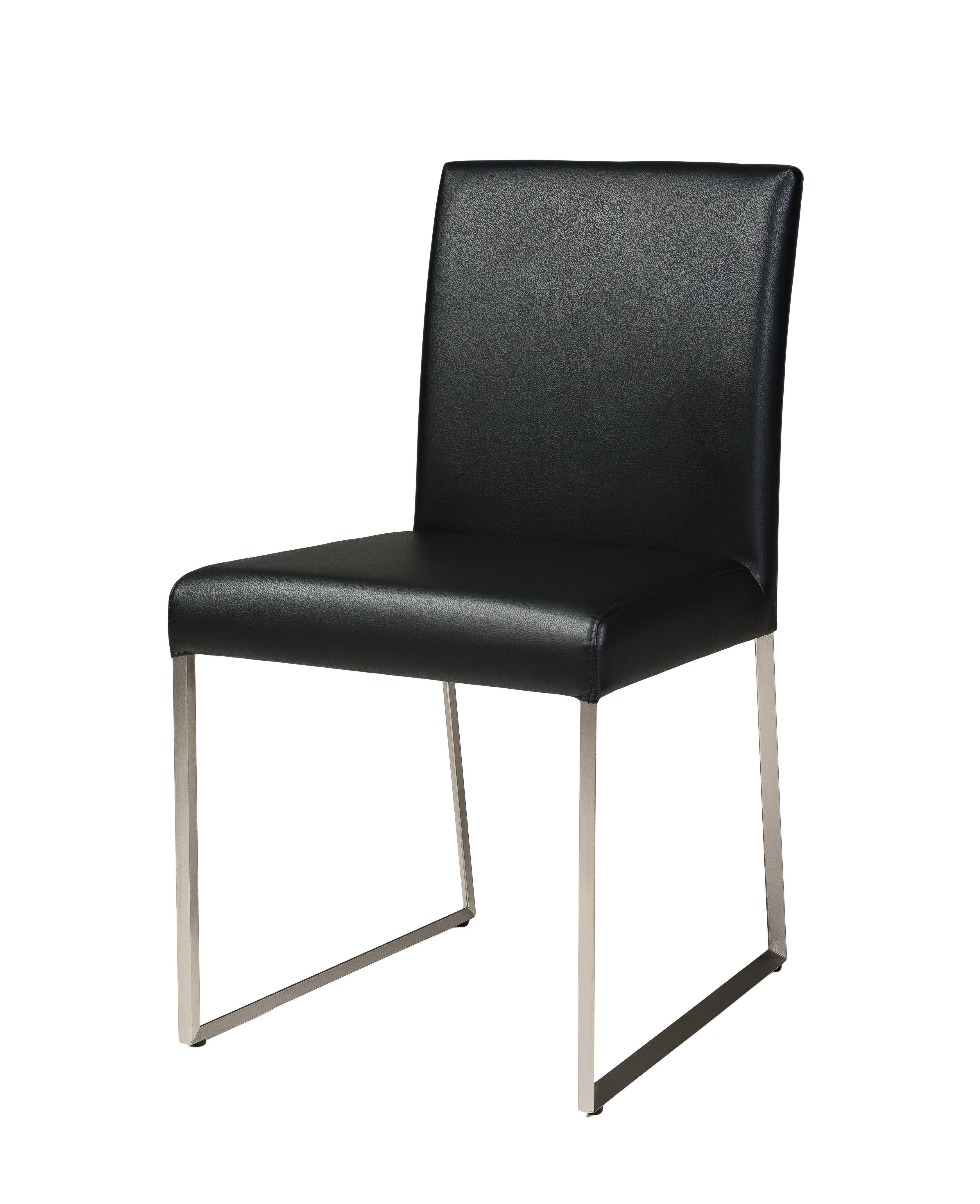 silver brushed metal chair woven. Tate Dining Chair (Set Of 2) Silver Brushed Metal Woven