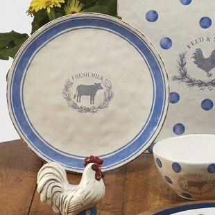 Fullerton Dinner Plate (Set of 4)
