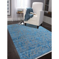 Blue Silk Area Rugs You Ll Love In 2021 Wayfair