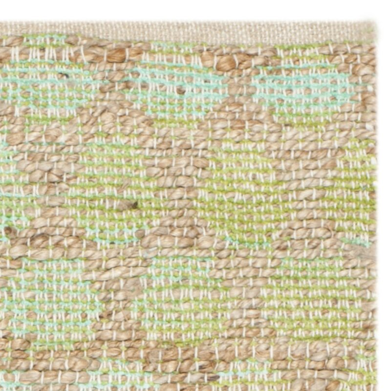 Montfort Beige Turquoise White Lime Green Area Rug