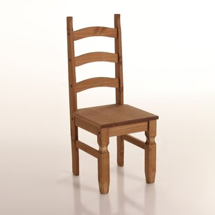Swink Ladder Back Solid Wood Dining Chair..