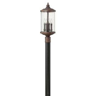 Fleur De Lis Living Clouden Outdoor 4-Light Lantern Head