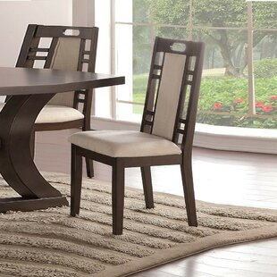 Whittenburg Upholstered Dining Chair (Set of 2) Millwood Pines