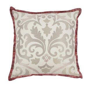 Fresco Flourish Throw Pillow