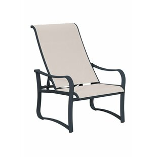Shoreline Sling Recliner Patio Chair