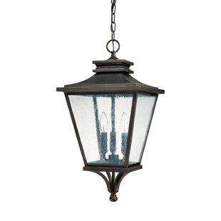 Capital Lighting Gentry 3-Light Outdoor Hanging Lantern