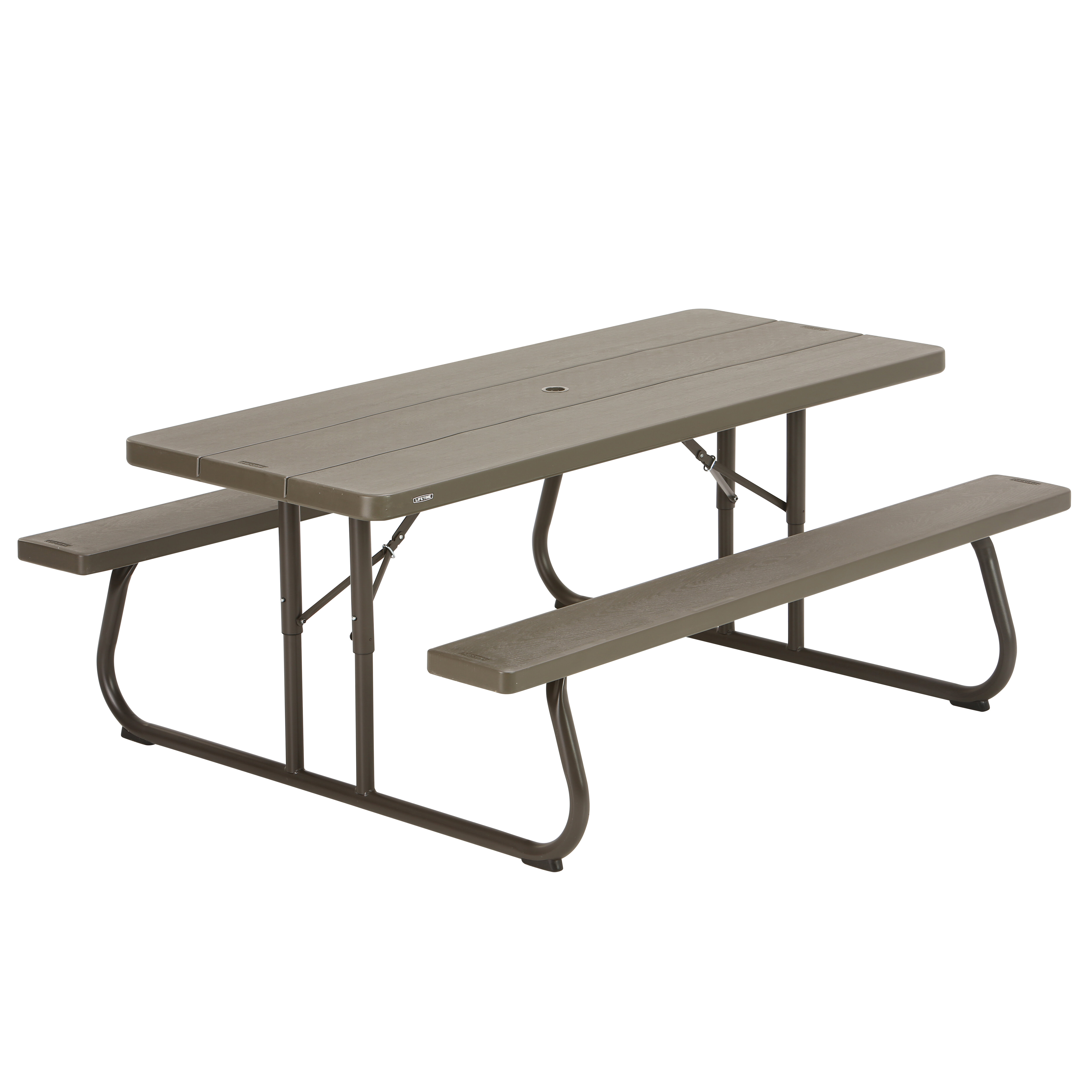 Terrific Lifetime Plastic Resin Picnic Table Reviews Wayfair Onthecornerstone Fun Painted Chair Ideas Images Onthecornerstoneorg