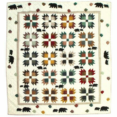 Bear''s Paw Quilt