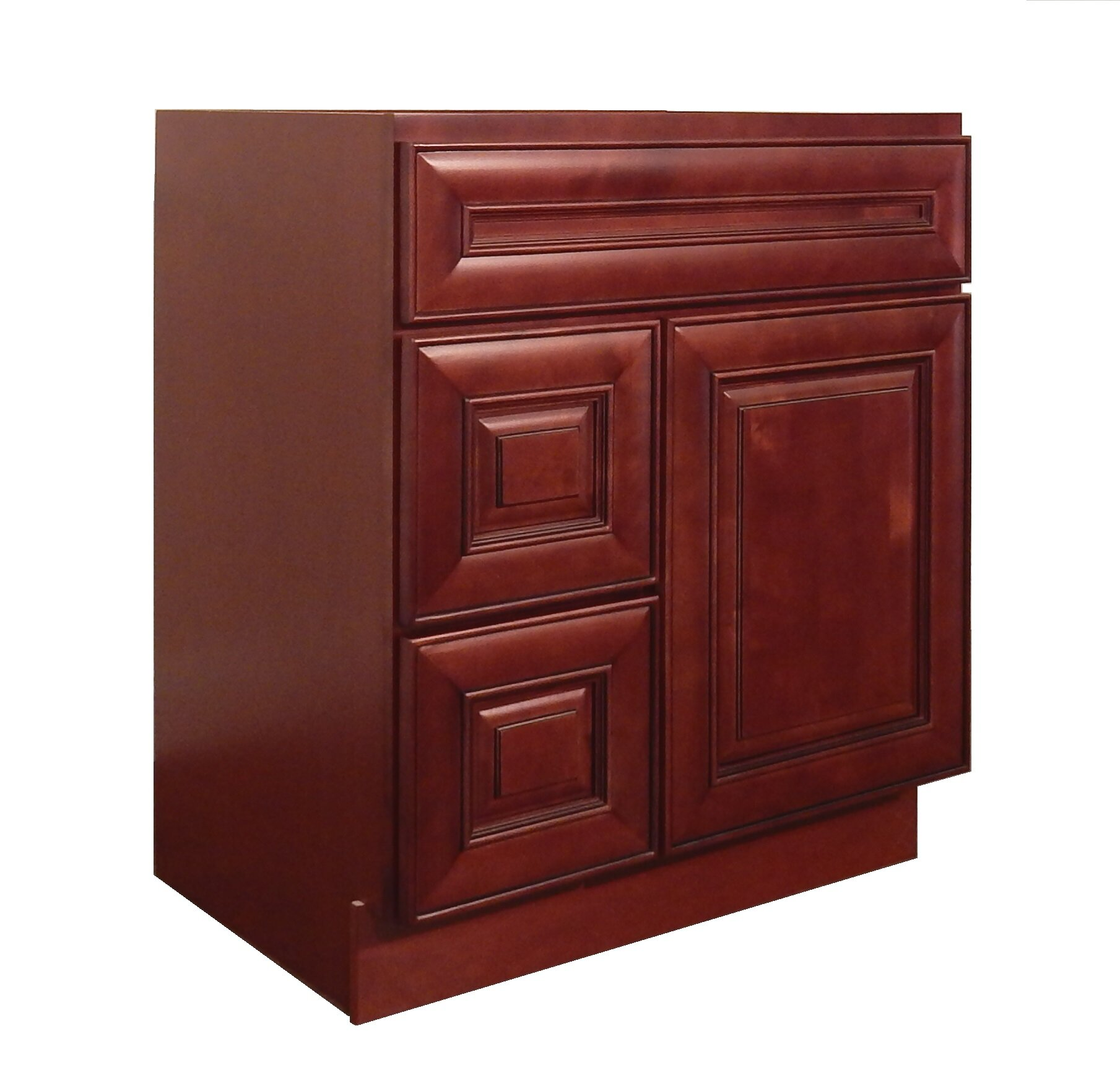 furniture kitchen cabinets ngy amp cabinet maple 30 single bathroom vanity base 1133